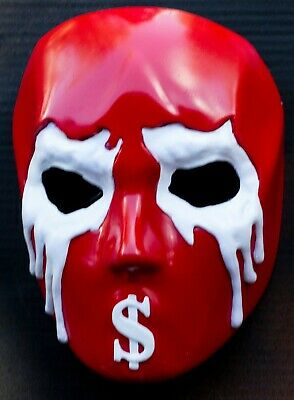 from Hollywood Undead Gold metalized ver. Danny mask