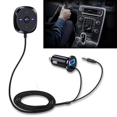 Bluetooth Handsfree Wireless FM Transmitter Car Kit Mp3 Player with USB Charger