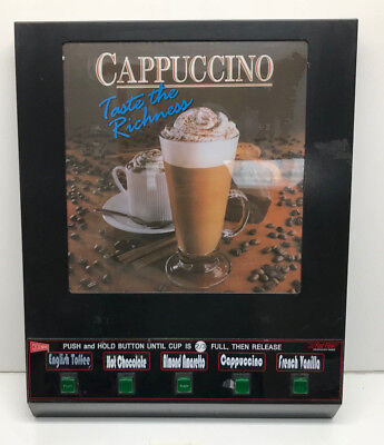 Cecilware GB5M Cappuccino Machine Door, Used As Is