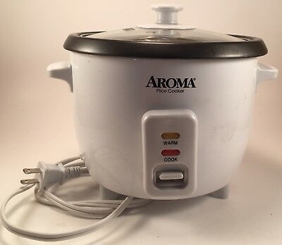 AROMA RICE COOKER ARC-363NG 4.25 CUP RICE COOK 120V 300W 60Hz (I2)