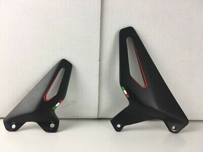 Paratacchi Ducati Panigale V4 Cover Carbon Heel Guard Heels