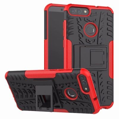 Samsung Galaxy J3 2017 Heavy Duty Armour Tough ShockProof Builder Case Cover