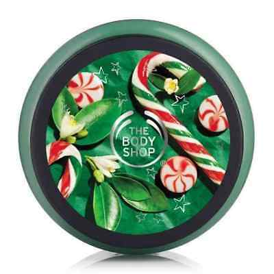 New Vegetarian The Body Shop Gifts Peppermint Candy Cane Body Scrub