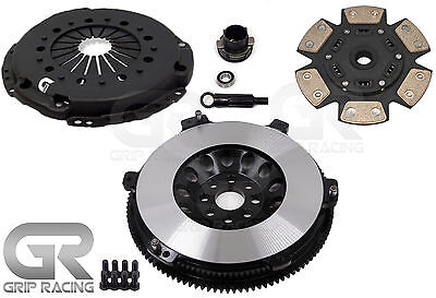 GRIP STAGE 3 HD CLUTCH KIT & SOLID CHROMOLY FLYWHEEL for 2001-2006 BMW M3 E46