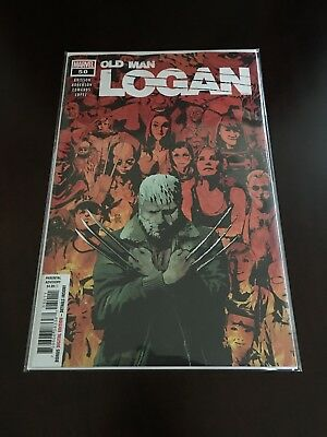 OLD MAN LOGAN #50 Cover A (MARVEL 2018) - 10/31/18
