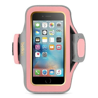Belkin Slim-Fit Plus Armband for iPhone 6 / 6s, (Cherry Blossom)