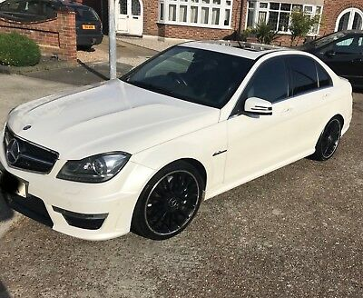 Mercedes-Benz C63 Saloon 2013 6.3 AMG MCT 7S 4dr