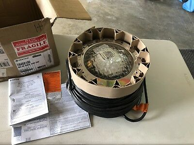 Pentair PacFab 78459100 120V 500W Amerlite Pool Light with 200' Cord