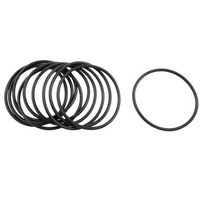 Uxcell 10 Pcs 4Mm 5Mm Black Nitrile Rubber Sealing O Ring Gasket Washer Id . |