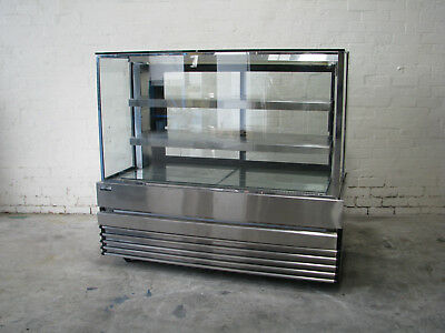 Shop Store Cafe Stainless Glass Door Fridge Refrigerated Display - Koldtech