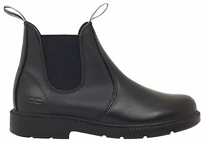 New Roc Jeepers Junior Kids Comfortable Pull On Leather Boots