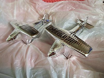 Two- Spirit Of St Louis Plane- 1970-1972 New In Box Since 1972-45 Years Old-Avon