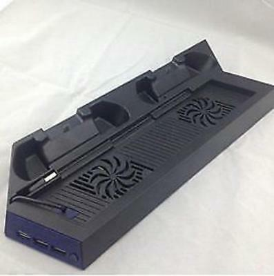 PS4 Charging Stand Vertical Cooling PS4 Controller Charger Charging Station Dock