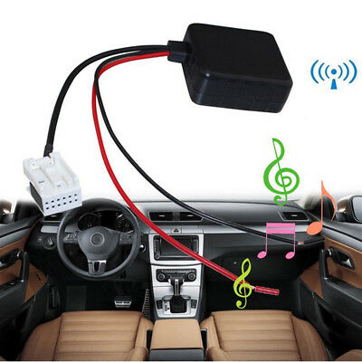 Bluetooth A2DP Handsfree Stereo AUX Adapter For BMW E60 E61 E63 E64 E70 E71