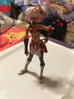 "Anime Manga .hack// vol.2,""Black Rose"" Action Figure AS IS"