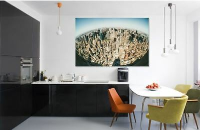 BEAUTIFUL URBAN PIC SCENERY Framed home wall Picture Art Canvas choose your size