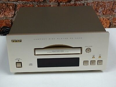 TEAC PD-H400 REFERENCE 400 Series Mini Hi Fi Separates CD Compact Disc  Player