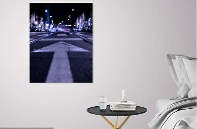 BEAUTIFUL URBAN home wall Picture Art  SCENERY Framed Canvas choose your size
