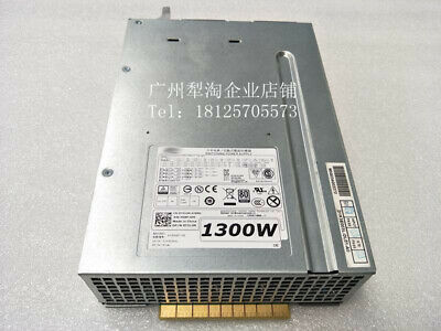 1pc For T7600 T7610 T7910 Workstation 1300W Power Supply 09JX5 H1300EF-00 0H3HY3