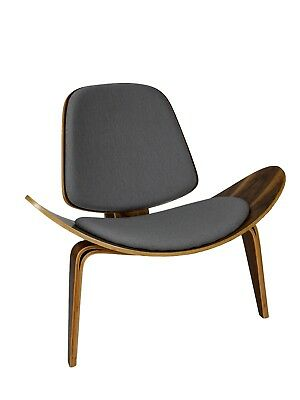 Hans Wegner Shell Chair World Famous Design Fantastic Quality Contemporary Chic
