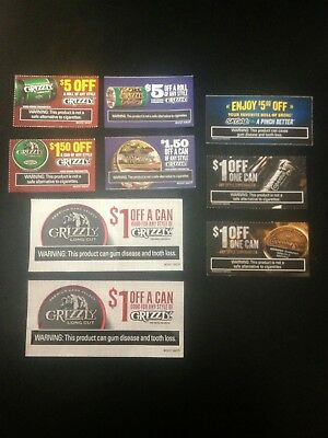 Images of Grizzly Tobacco Expiration Codes - #rock-cafe