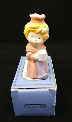 Avon Heavenly Blessings Christmas Nativity, Balthasar Figurines Replacement 1986