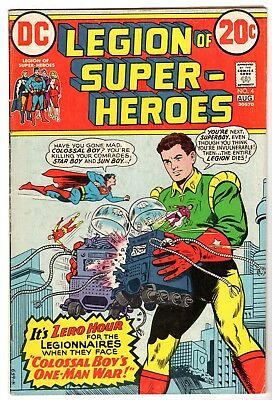 Legion of Super-Heroes #4, Fine Condition