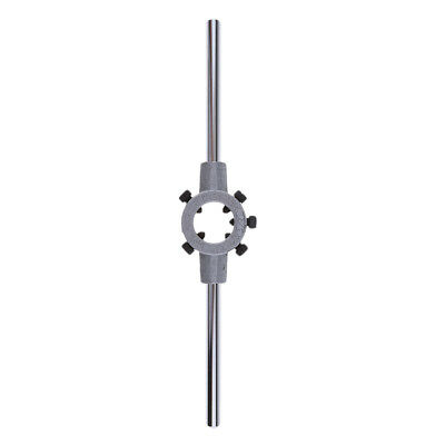 25mm Dia Metric Die Handle Stock Holder Threading Tap Wrench For M7-M9mm