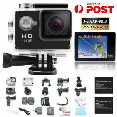 SJ4000 1080P Sports DV Action Camera Full HD Waterproof Camcorder GoPro BLACK U
