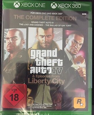 gta iv complete xbox one