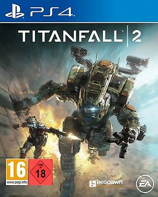 PS4 Game Titanfall 2 II New