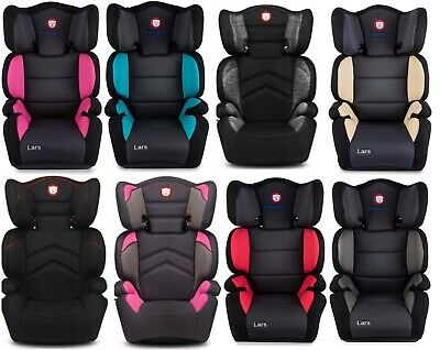 Baby Car Seat Support Safety Booster Kids Child 15-36Kg Lars Plus Lionelo