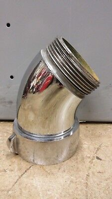 2-1/2 Inch Fire Engine Elbow