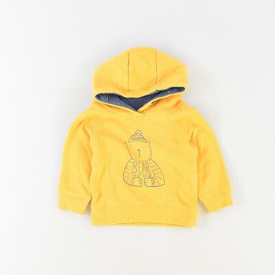 Sudadera color Amarillo marca Rebel 6 Meses  518245