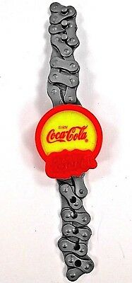 Wendy's 1997 Toy Cycle On Watch Reflector Coca Cola