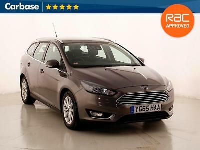 2015 FORD FOCUS 2.0 TDCi Titanium 5dr Estate