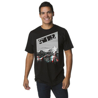 509 Backcountry Short Sleeve Casual Snocross Snowmobile Comfortable Soft T-Shirt