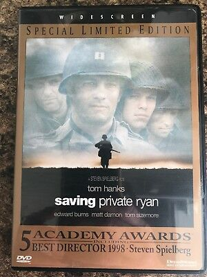 Saving Private Ryan [Single-Disc Special Limited Edition]Pre Owned Flawless DVD