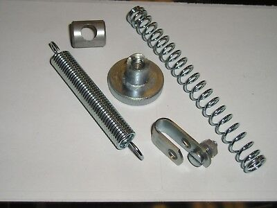 Maico Brake rod clamp /spring kit - new parts - fits 69- 81