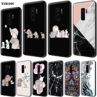 Elephant Rabbit Balloon Soft TPU Case for Samsung Galaxy S6 S7 S8 S9 A6 Note 8 9