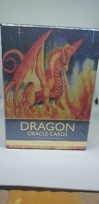Dragon gift Dragon Oracle Cards tarot cards by Diana Cooper