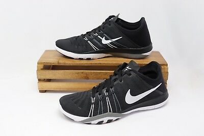 fedd0be0fe052 Nike Women s Free TR 6 Training Shoes Black White 833413-001 Size 5 NEW