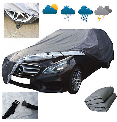 Winter Heavy Duty Full Car Cover Cotton Lined For Rover City