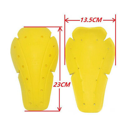 Motorcycle Outdoor Riding Biker Hip /& Knee Padding Armour Guard CE Approved