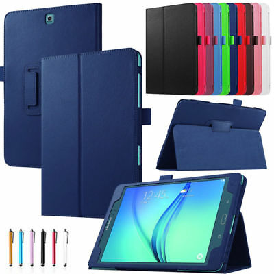 """1x Tablet Flip Leather Smart Cover Case For Samsung Galaxy Tab A A6 7"""" 8.0 10.1"""""""