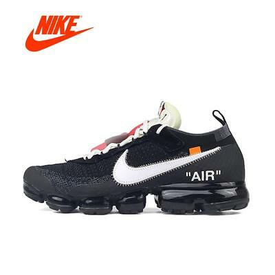 Original NIKE AIR MAX X Off WHITE VaporMax 2.0 New Arrival Authentic Breathable