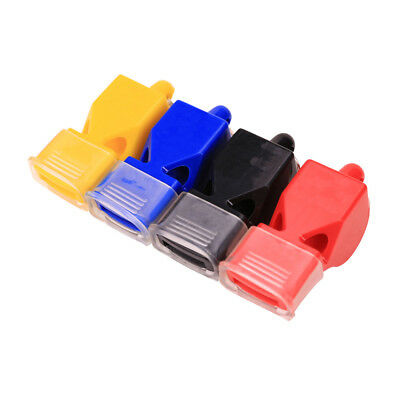 EDC fox40 Football Soccer Basketball Volleyball Sports Referee Whistle Plastic