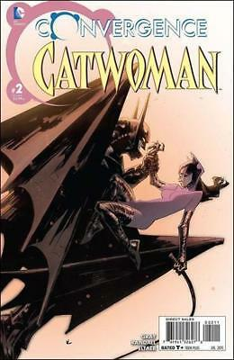 Convergence Catwoman (2015) #2  Near Mint