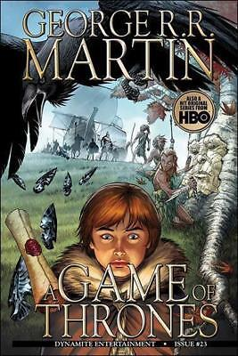 George R.r. Martin's A Game Of Thrones (2011-2015) #23  Near Mint