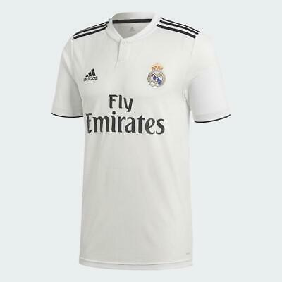 Real Madrid 2018/19 Official Home Jersey